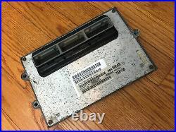 01 2001 Dodge RAM CUMMINS DIESEL Engine Computer ECU ECM PCM 5.9 24v 56028506AB