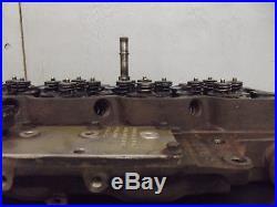 06 07 Dodge Ram 5.9L Cummins Diesel Engine Cylinder Head with Valves #0010