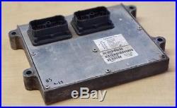 07-08 Dodge Ram 6.7l Cummins Diesel Engine Control Module Ecm # 4945387 Used