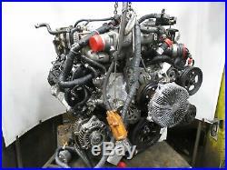 16 17 18 19 Nissan Titan XD 5.0L Diesel Cummins Engine Motor with Turbo 82K OEM