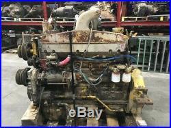 1976 Cummins NTA-855 Diesel Engine, All Complete & Run Tested