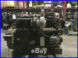 1979 Cummins NTC290 Big Cam Diesel Engine, 290HP. All Complete and Run Tested