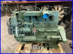 1983 Cummins NHC250 Small Cam Diesel Engine, 240HP. All Complete & Run Tested