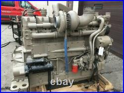 1987 Cummins KT19 Diesel Engine. 450HP. All Complete and Run Tested
