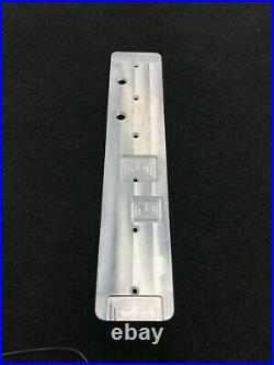1989-2002 Cummins 5.9L Billet Tappet Cover 12v 24v Dual Port Ram