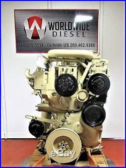 1989 Cummins Big Cam Diesel Engine, 315 HP, Approx. 423K Miles