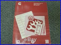 1990-1994 Cummins N14 Diesel Engine Shop Service Repair Manual 1991 1992 1993