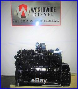 1992 Cummins 6BT 5.9 Liter Diesel Engine, 152 HP, CPL 7121, Approx. 103K Miles