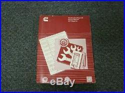 1995-2000 Cummins N14 Diesel Engine Service Repair Manual 1996 1997 1998 1999