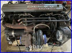 1996 Dodge Ram 5.9 12 Valve Cummins Diesel Engine 144k Miles Excellent Runner