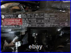 1996 Dodge Ram 5.9 12 Valve Cummins Diesel Engine P-pump No Core 188k Miles