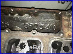 1996 dodge diesel 5.9 cummins 12 valve engine cylinder head dressed