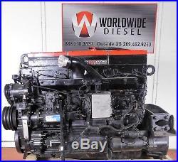 1997 Cummins N14 Celect Plus Diesel Engine, 460HP, 479K Miles, CPL2025