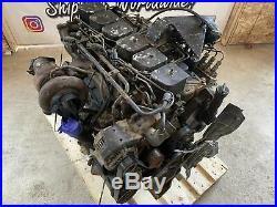 1997 Dodge 5.9 12 Valve Cummins Diesel Engine P-pump 161k Miles Exc Runnner