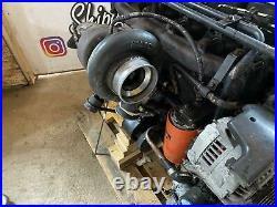 1997 Dodge Ram 12 Valve 5.9 Cummins Diesel Engine P-pump 176k Miles Exc Runner