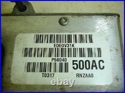 1997 Dodge Ram 3500 5.9 MT Cummins Diesel Engine Computer ECU ECM PCM 500AC
