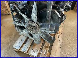 1997 Dodge Ram 5.9 12 Valve Cummins Diesel Engine P-pump 136k Miles Exc Runner