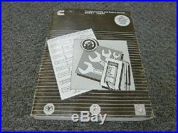 1998-2000 Cummins N14 Diesel Engine Centry Fuel Service Repair Manual 1999