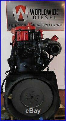 1998 Cummins N-14 Celect Plus Red Top Diesel Engine, 525HP, 0 Miles. REMAN