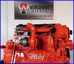 1999 Cummins ISB Diesel Engine, 175HP, Approx. 169K Miles. All Complete