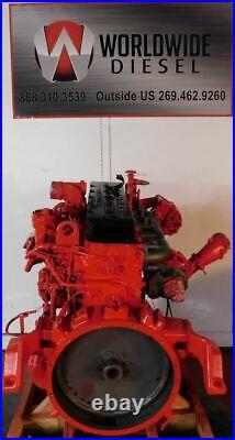 1999 Cummins ISB Diesel Engine, 230HP, Approx. 241K Miles. All Complete