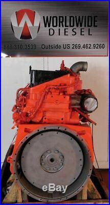 1999 Cummins ISM Diesel Engine, 280HP, Approx. 207K Miles. All Complete