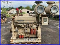 1999 Cummins QSK 19 Diesel Engine, 380/510 HP. All Complete and Run Tested