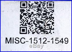 1 x CUMMINS ISX DIESEL ENGINE FUEL INJECTOR PART NUMBER 4088665 NO CORE 1549