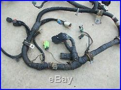 2001-2002 Dodge Ram 24v Cummins Diesel Engine Wiring Harness 102k