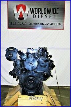 2001 Cummins ISB Diesel Engine, 215HP, Approx. 220K Miles. All Complete