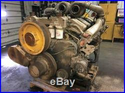 2001 Cummins KTA38 Diesel Engine, 1050HP. All Complete and Run Tested