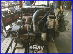 2002 Cummins ISB 3.9 Liter Diesel Engine, 170 HP, All Complete and Run Tested