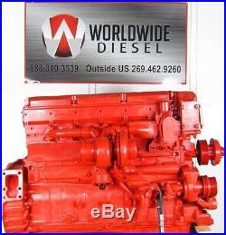 2002 Cummins ISX 475ST Non-EGR Diesel Engine, 475HP, Approx. 469K Miles