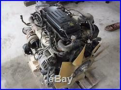 2003 Dodge 5.9 24v Cummins Diesel Engine Vin 8th Digit (6) Exc Runner 142k Miles
