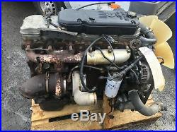 2004 Dodge 2500 3500 5.9L cummins Diesel engine running core 325hp tag as43374