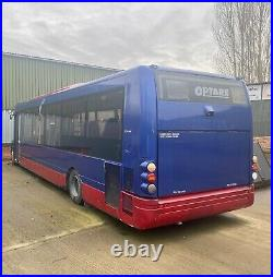 2004 OPTARE SOLO (1020) BUS 37 SEATS / 22 STANDING, Low Miles, 6L Cummins Engine