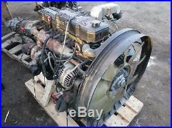 2005 2007 Dodge 5.9 Cummins 24 Valve Diesel Engine Complete 151k Miles No Core