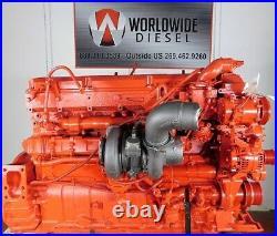 2005 Cummins ISX 450ST Diesel Engine, 450HP, Good For Rebuild Only