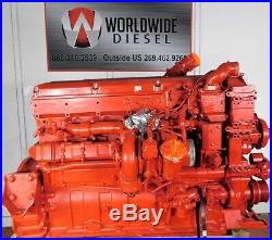 2005 Cummins ISX 500 EGR Diesel Engine, 500HP. Approx. 397K Miles. Complete