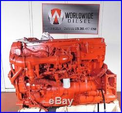 2005 Cummins ISX Diesel Engine, 565 HP, Approx. 433K Miles, CPL#8518