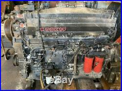 2005 Cummins QSK 19 Diesel Engine, 800HP. All Complete and Run Tested