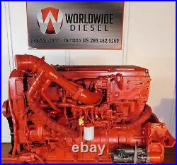 2006 Cummins ISX EGR Diesel Engine, 475HP. Approx. 431K Miles. All Complete