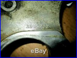 2007.5-2009 Dodge RAM 2500 6.7 Cummins Diesel Engine Adapter Plate 4941232