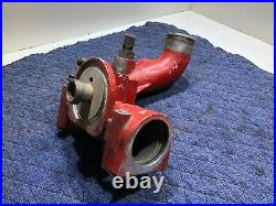 2007 Cummins ISX DOHC Diesel Engine Water Filter Base, P/N 3681533 OEM
