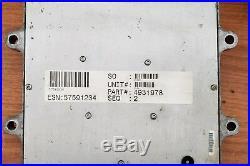 2007 Dodge 2500 3500 5.9L Cummins Diesel ENGINE CONTROL MODULE ECM 4931978 M/T