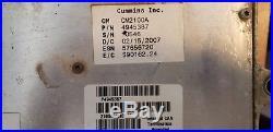 2007 Dodge Ram 2500 3500 6.7L Diesel ENGINE CONTROL MODULE ECU ECM 4945387 M/T