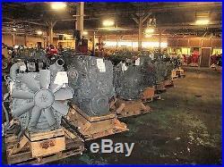 2008 Cummins B4.5 Diesel Engine, 100 HP, CPL 8204, 0 Miles, One Year Warranty