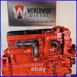 2008 Cummins ISX DPF Diesel Engine, 485HP. Approx. 420K Miles. All Complete