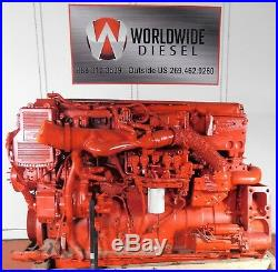 2008 Cummins ISX Diesel Engine