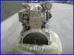 2008 Cummins QSB 3.9 Diesel Engine, 125HP, All Complete and Run Tested